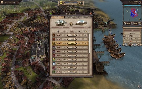 Patrician IV - Rise of a Dynasty  STEAM KEY REGION FREE