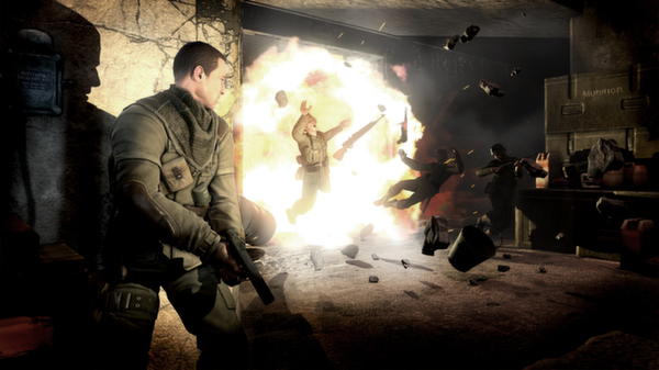 Sniper Elite V2  ( STEAM KEY RU + CIS )