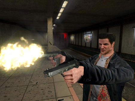 Max Payne 1 STEAM KEY REGION FREE GLOBAL 💎