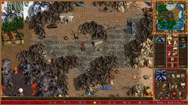 Heroes of Might & and Magic III 3 HD Edition💎STEAM KEY