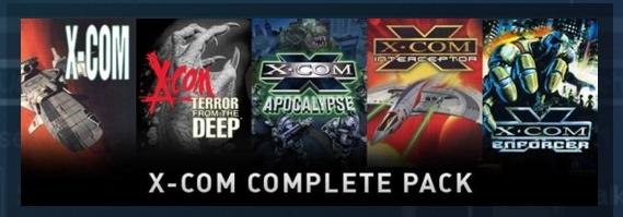 XCOM Enemy +Within Civilization BUNDLE STEAM KEY GLOBAL