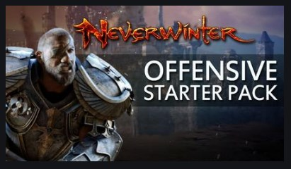 Neverwinter - Offensive Starter Pack ARC KEY GLOBAL 💎