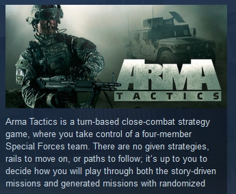 Arma Tactics STEAM KEY REGION FREE GLOBAL 💎