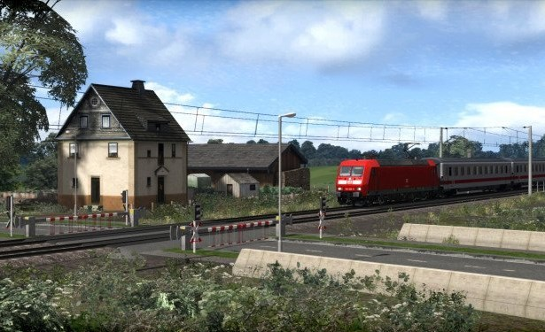 Train Simulator 2017 (2019) STEAM KEY RU+CIS LICENSE 💎