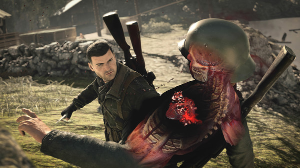 Sniper Elite 4 💎STEAM KEY RU+CIS LICENSE