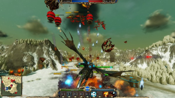 Divinity: Dragon Commander STEAM KEY REGION FREE GLOBAL
