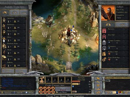 Age of Wonders Shadow Magic STEAM KEY RU+CIS LICENSE