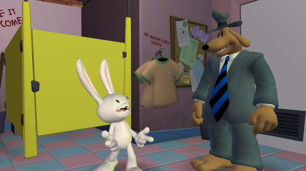 Sam & Max: Season Two 2 STEAM KEY СТИМ КЛЮЧ ЛИЦЕНЗИЯ