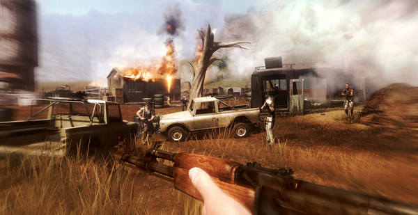 Far Cry 2: Fortune´s Edition   ( STEAM GIFT RU + CIS )