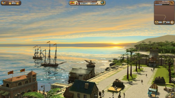 Port Royale 3 ( STEAM GIFT RU + CIS )