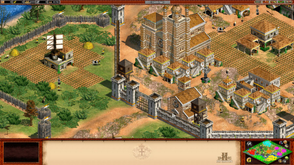 Age of Empires II HD +African Kingdoms +Forgotten STEAM