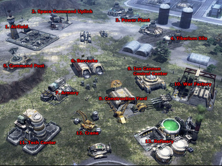 Command & Conquer 3: Tiberium Wars STEAM GIFT RU + CIS
