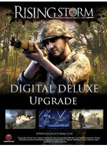 Rising Storm Digital Deluxe Upgrade STEAM GIFT RU + CIS