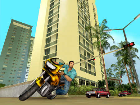 Grand Theft Auto: Vice City (STEAM KEY)