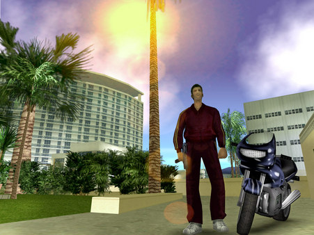 Grand Theft Auto Vice City STEAM KEY REGION FREE GLOBAL