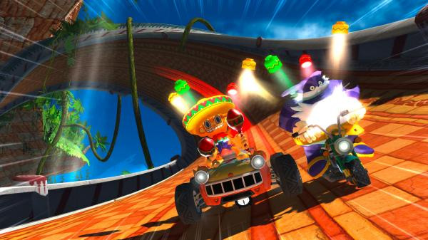 Sonic & SEGA All-Stars Racing STEAM KEY REGION FREE 💎