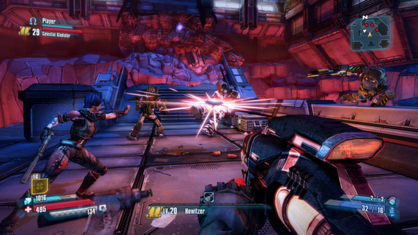 Borderlands The Pre-Sequel STEAM KEY СТИМ КЛЮЧ ЛИЦЕНЗИЯ