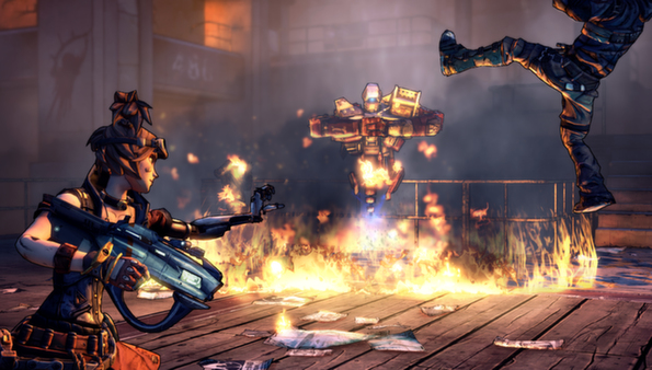 Borderlands 2 Mechromancer Pack STEAM KEY КЛЮЧ ЛИЦЕНЗИЯ