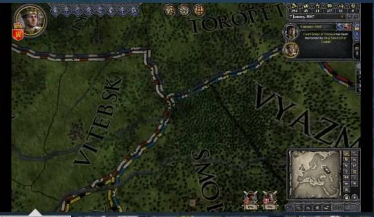 Crusader Kings 2 II STEAM KEY RU+CIS LICENSE 💎