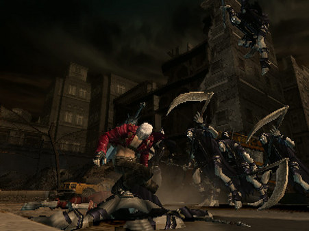 Devil May Cry 3 - Special Edition STEAM KEY LICENSE