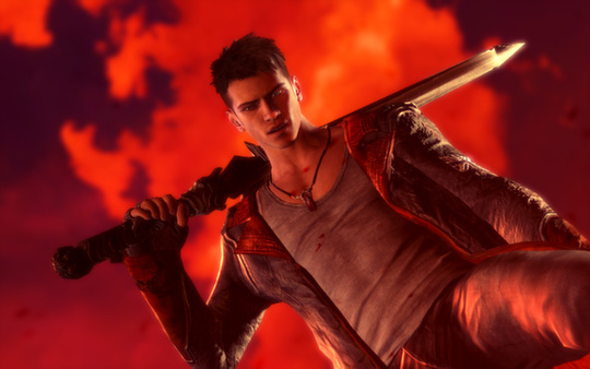 DmC: Devil May Cry STEAM KEY LICENSE  💎