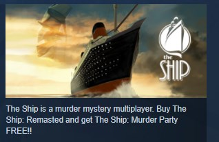 The Ship: Murder Party Complete Pack STEAM KEY GLOBAL💎