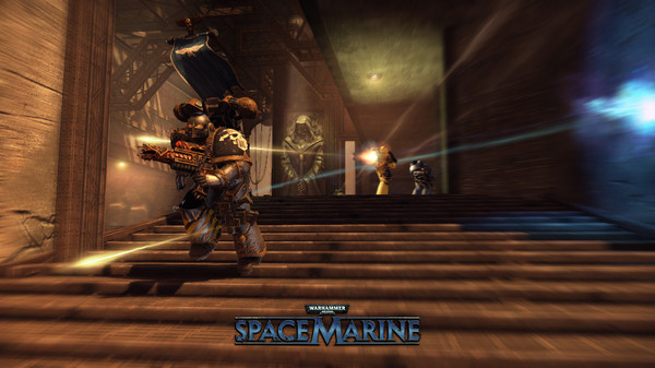 Warhammer 40,000 Space Marine STEAM KEY GLOBAL 💎