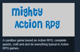 Mighty Action RPG ( Steam Key / Region Free ) GLOBAL
