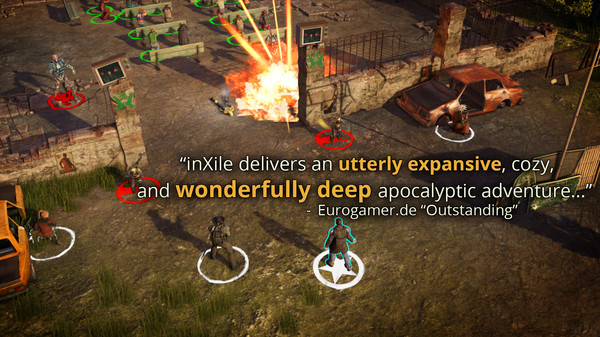 Wasteland 2 Director´s Cut STEAM KEY REGION FREE GLOBAL