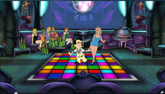 Leisure Suit Larry Reloaded STEAM KEY REGION FREE GLOBA