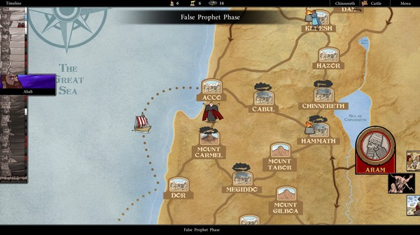 Kings of Israel ( Steam Key / Region Free ) GLOBAL