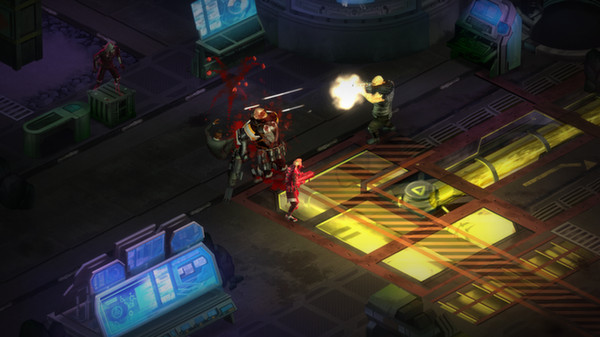 Shadowrun: Dragonfall - Directors Cut STEAM GIFT RU CIS
