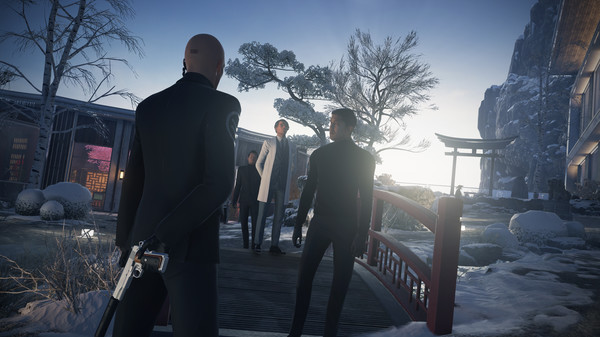 HITMAN THE COMPLETE FIRST SEASON STEAM KEY LICENSE