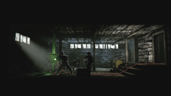 Deadlight: Director´s Cut STEAM KEY RU+CIS LICENSE