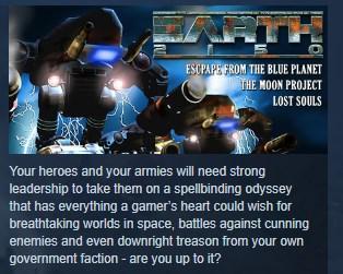 Фотография earth 2150 trilogy steam key region free global💎