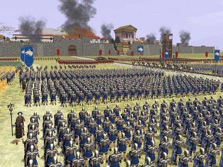Rome: Total War Collection STEAM KEY  LICENSE