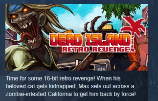 Dead Island Retro Revenge STEAM KEY RU+CIS LICENSE
