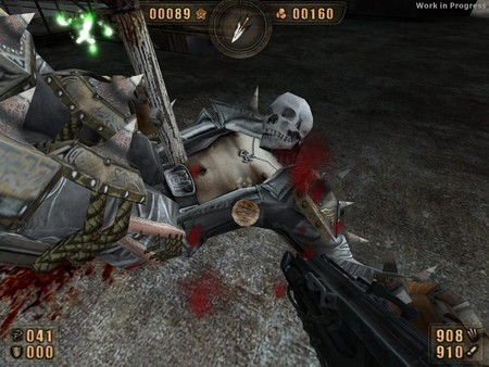 Painkiller: Black Edition STEAM KEY RU+CIS LICENSE