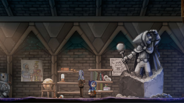 Teslagrad  ( Steam Key / Region Free ) GLOBAL ROW