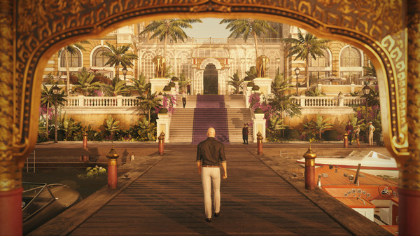 Hitman Game of the Year Edition GOTY STEAM KEY LICENSE