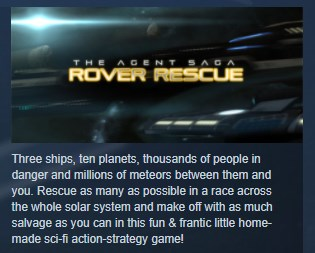 Rover Rescue ( Steam Key / Region Free ) GLOBAL ROW