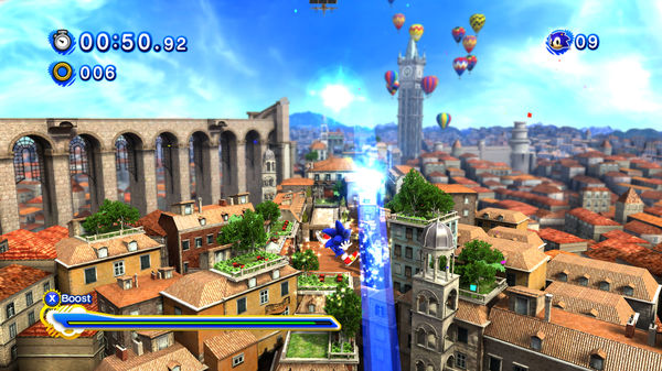 Sonic Generations Collection ( STEAM GIFT RU + CIS )