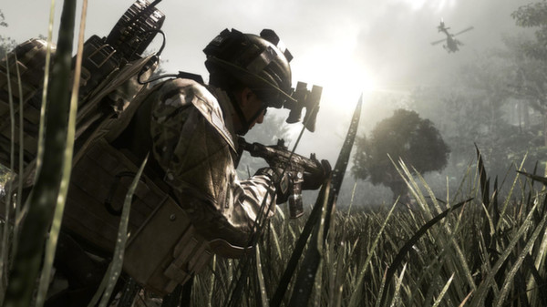 Call of Duty: Ghosts Deluxe Edition STEAM KEY LICENSE