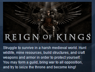 Reign Of Kings (STEAM GIFT RU + CIS)