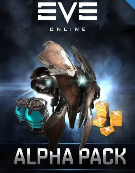 EVE Online - Alpha Pack KEY LICENSE REGION FREE GLOBAL