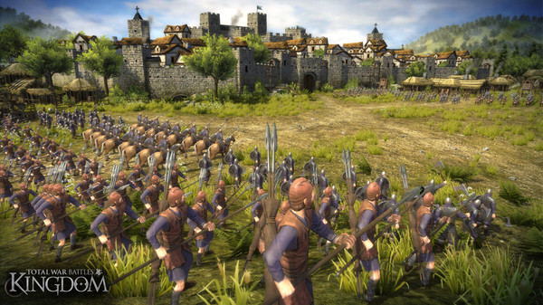Total War Battles: KINGDOM 1000 GOLD Premium Code