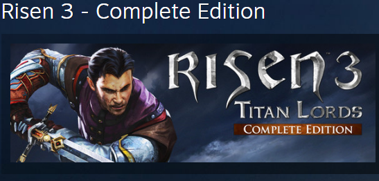 Risen 3 Complete Edition STEAM KEY LICENSE 💎