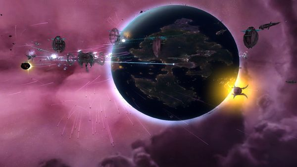 Sins of a Solar Empire: Trinity STEAM KEY REGION FREE