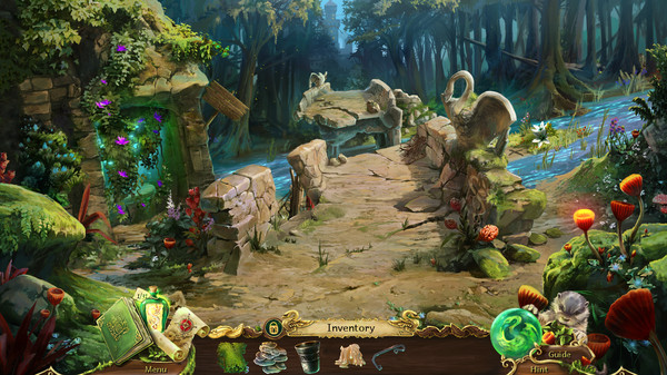 Grim Legends 2: Song of the Dark Swan STEAM KEY ROW