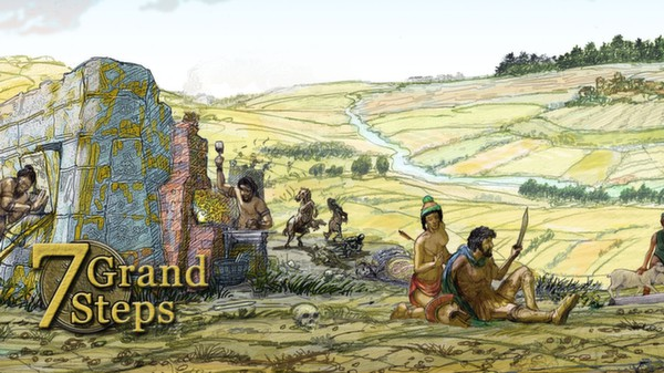 7 Grand Steps: What Ancients Begat STEAM KEY GLOBAL